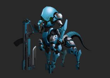 Centaur machine by SuperPLLC
