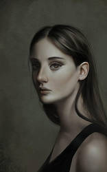 Portrait of a Girl03 by SuperPLLC