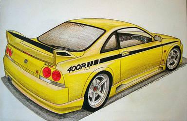 Nismo 400R by EdgardoS