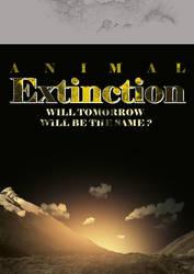 Animal Extinction by AliYaqooob