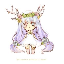 Commission: Koriru by SweetieMoon