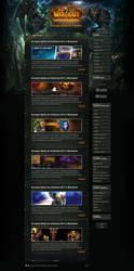 World of Warcraft by Sagim