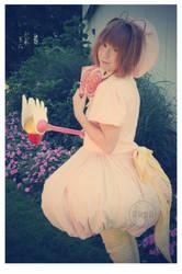 Sakura ~ The Card Captor by MoonMelodyCosplay