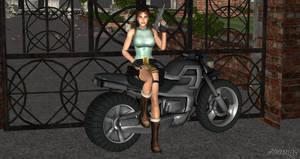 Tomb Raider 1 by AlexCroft25