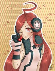 Miki: Cherry Love by Heathernaut