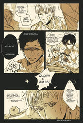 Hetalia-- Our Last Moment -- page 16 by aphin123