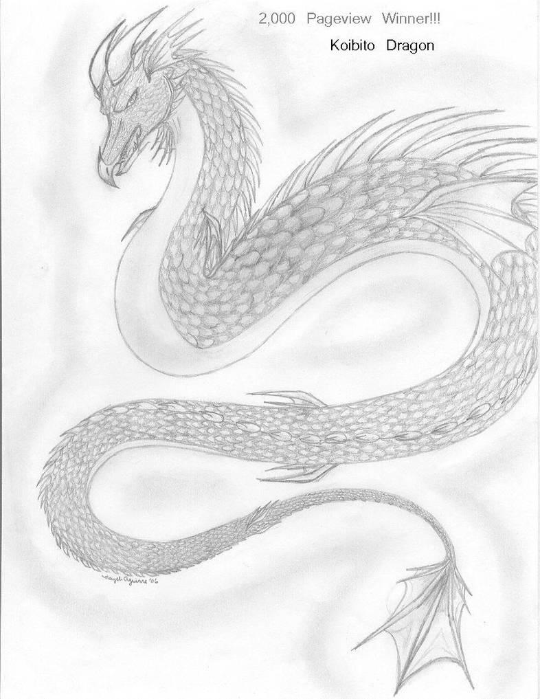 sea serpent by Rein-chan