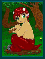 Young Fawn ::editted:: by Rein-chan