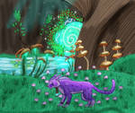 The Dreamgrove by Arctica-Ice-Cat