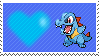 158 - Totodile by Marlenesstamps