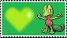 252 - Treecko by Marlenesstamps