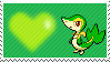 495 - Snivy by Marlenesstamps