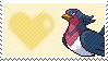 277 - Swellow by Marlenesstamps