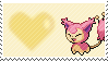 300 - Skitty by Marlenesstamps