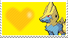 310 - Manectric by Marlenesstamps