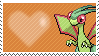 330 - Flygon by Marlenesstamps