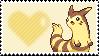 162 - Furret by Marlenesstamps