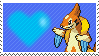 419 - Floatzel by Marlenesstamps