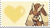 428 - Lopunny by Marlenesstamps