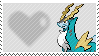 638 - Cobalion by Marlenesstamps