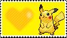 025 - Pikachu by Marlenesstamps