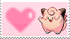 035 - Clefairy by Marlenesstamps