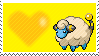 179 - Mareep by Marlenesstamps