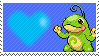186 - Politoed by Marlenesstamps