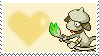 235 - Smeargle by Marlenesstamps
