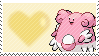 242 - Blissey by Marlenesstamps