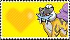 243 - Raikou by Marlenesstamps