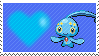 490 - Manaphy by Marlenesstamps