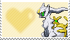 493 - Arceus by Marlenesstamps