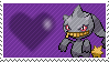 354 - Banette by Marlenesstamps