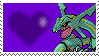384 - Rayquaza by Marlenesstamps