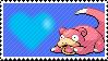 079 - Slowpoke by Marlenesstamps