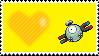 081 - Magnemite by Marlenesstamps