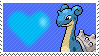 131 - Lapras by Marlenesstamps