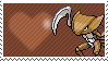 141 - Kabutops by Marlenesstamps