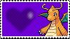149 - dragonite by Marlenesstamps