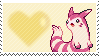 Shiny Furret by Marlenesstamps