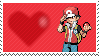 PKMN Trainer Red by Marlenesstamps