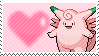 Shiny Clefable by Marlenesstamps