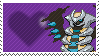 Shiny Giratina Altered Forme by Marlenesstamps