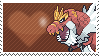 697 - Tyrantrum by Marlenesstamps