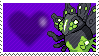 718 - Zygarde by Marlenesstamps