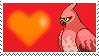 Shiny Talonflame by Marlenesstamps