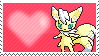 Shiny Meowstic Male by Marlenesstamps