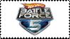 Hot Wheels Battle Force 5 by Marlenesstamps