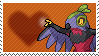 Shiny Hawlucha by Marlenesstamps